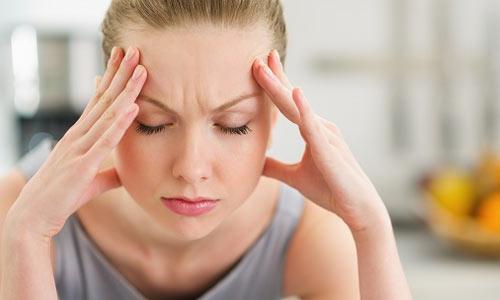 درمان سر درد و میگرن