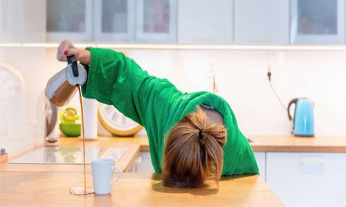 پیشگیری از خستگی