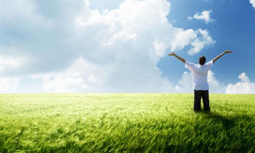 ایجاد حس خوب و انرژی